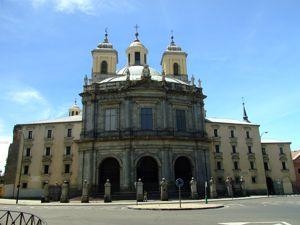 Madrid, Basílica de San Francisco el Grande