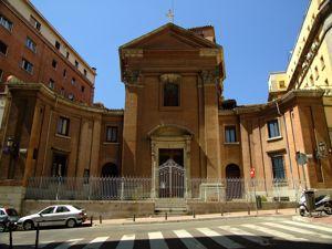 Madrid, Iglesia de San Marcos