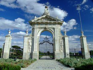 Madrid, Puerta de Hierro
