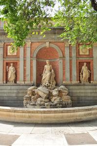 Madrid, Fuente del Canal del Lozoya