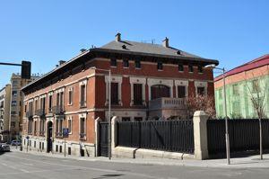 Madrid, Palacio del Conde de Villagonzalo