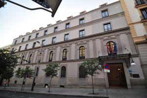 Madrid, Palacio del Duque de Granada de Ega