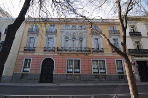 Madrid, Palacio del Duque de Sesto
