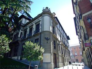 Felipe IV, Palacio de los duques de Abrantes