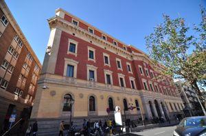 Madrid, Tribunal de Cuentas