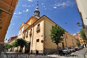 """Madrid, Monasterio de las Mercedarias Descalzas de la Purísima Concepción """"las Góngoras"""""""