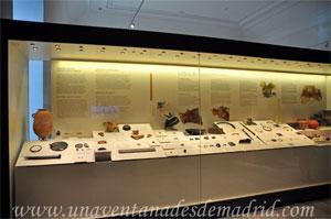 Museo Arqueológico Nacional, Muestras de los avances en comunicación y tecnológicos del primer milenio antes de Cristo