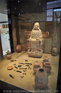 Museo Arqueológico Nacional, Dama de Baza
