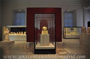 Museo Arqueológico Nacional, Dama de Elche