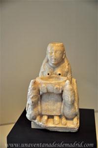 Museo Arqueológico Nacional, Dama de Galera