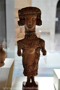 Museo Arqueológico Nacional, Dama de Ibiza