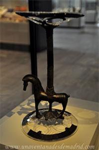 Museo Arqueológico Nacional, Timaterio de Calaceite