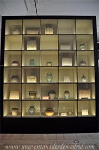 Museo Arqueológico Nacional, Recreación de un columbario