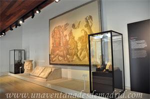 Museo Arqueológico Nacional, Sala 19: Juegos y espectáculos