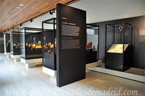 Museo Arqueológico Nacional, Sala 19: Talleres y Mercados