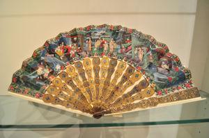 Museo Nacional de Artes Decorativas, Abanico