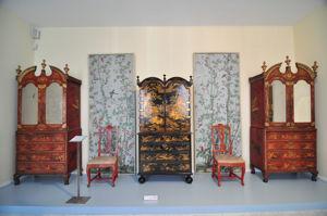 Museo Nacional de Artes Decorativas, Bureau cabinets