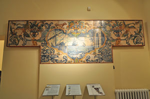 Museo Nacional de Artes Decorativas, Cerámica de Alcora