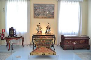 Museo Nacional de Artes Decorativas, Chinerías