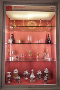 Museo Nacional de Artes Decorativas, Real Fábrica de Cristales de la Granja, cuarta época
