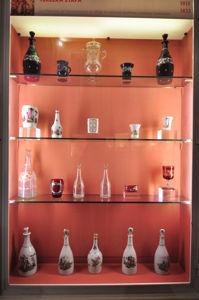 Museo Nacional de Artes Decorativas, Real Fábrica de Cristales de la Granja, tercera época