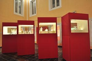 Museo Nacional de Artes Decorativas, Real Fábrica de Cristales de la Granja