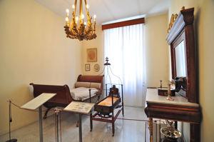 Museo Nacional de Artes Decorativas, El dormitorio estilo imperio