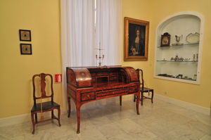 Museo Nacional de Artes Decorativas, El gabinete. Porcelanas centroeuropeas