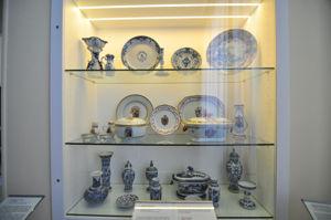 Museo Nacional de Artes Decorativas, Diferentes juegos de porcelana