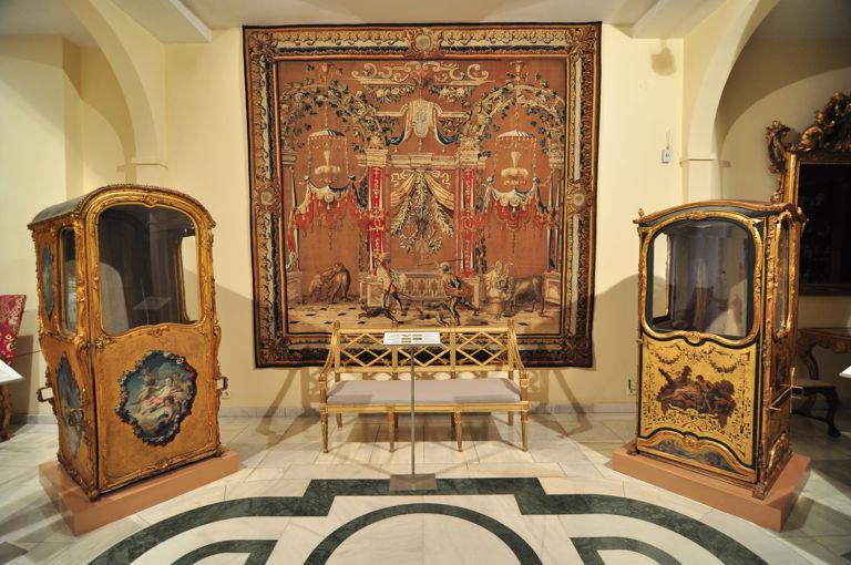 Museo Nacional Artes Decorativas Ampliacion