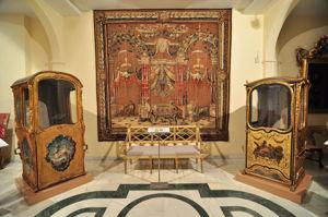 Museo Nacional de Artes Decorativas, Sillas de mano