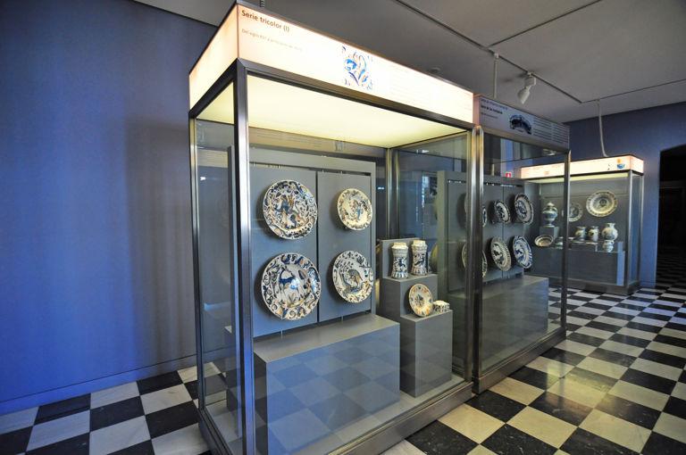 Museo nacional de artes decorativas i for Ceramica talavera madrid
