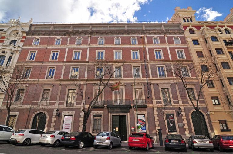 Museo Des Artes Decorativas Madrid