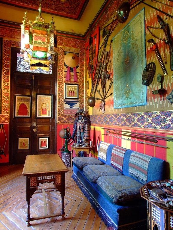 Museo cerralbo - Decoracion arabe dormitorio ...