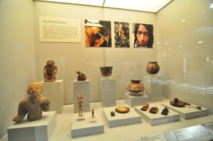 Museo de América, Alucinógenos