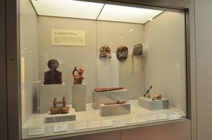 Museo de América, Ambiente ritual
