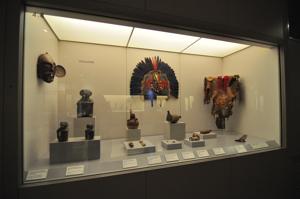 Museo de América, Chamanes