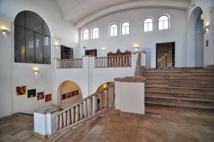 Museo de América, Escalera