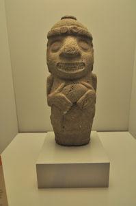 Museo de América, Jefe