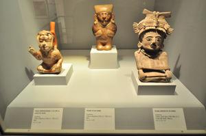 Museo de América, El poder y los símbolos
