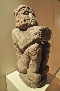 Museo de América, Portaestandarte