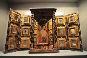 Museo de América, Retablo transportable