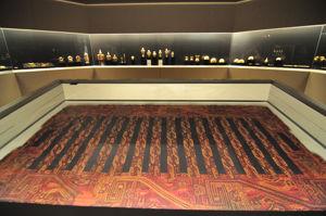 Museo de América, Ritos funerarios