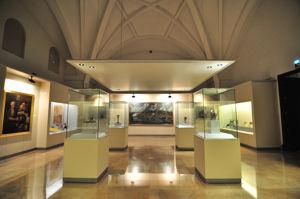 Museo de América, Sala dedicada a la Economía de los Estados