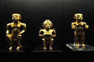 Museo de América, Tesoro de los Quimbayas