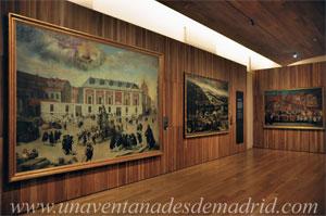 """Museo de Historia de Madrid, Sección """"La ciudad placentera"""""""