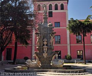 Museo de Historia de Madrid, Fuente de la Fama