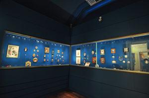 Museo Lázaro Galdiano, Gabinete de Miniaturas