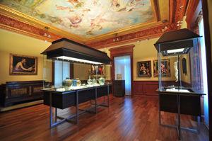 """Museo Lázaro Galdiano, Sala 15: """"Escuela italiana de los siglos XIV al XVIII"""""""