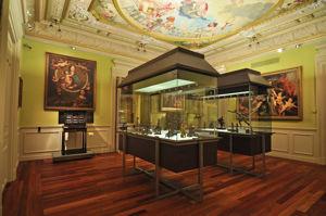 """Museo Lázaro Galdiano, Sala 16: """"Escuela italiana de los siglos XV al XIX"""""""